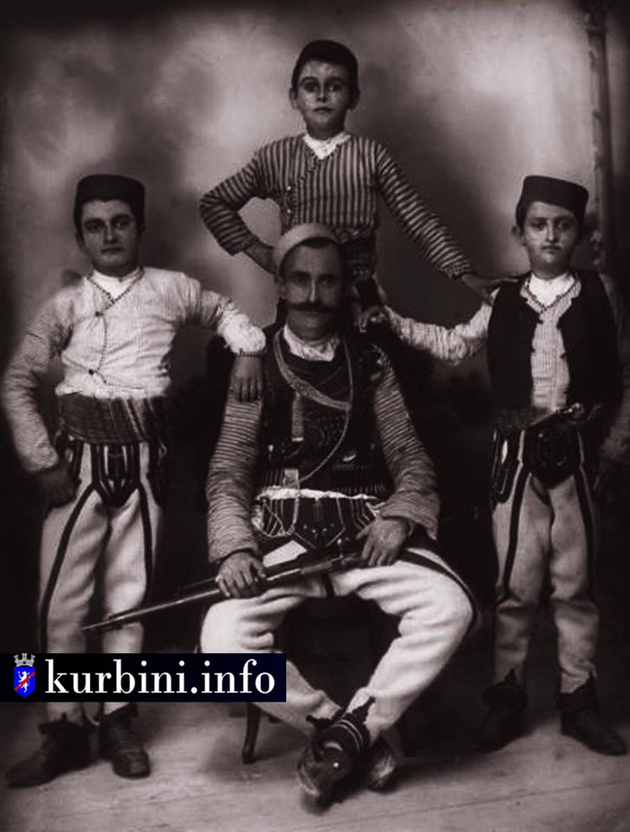 Kurbini dhe Rilindja Kombëtare (përshkrim historik)