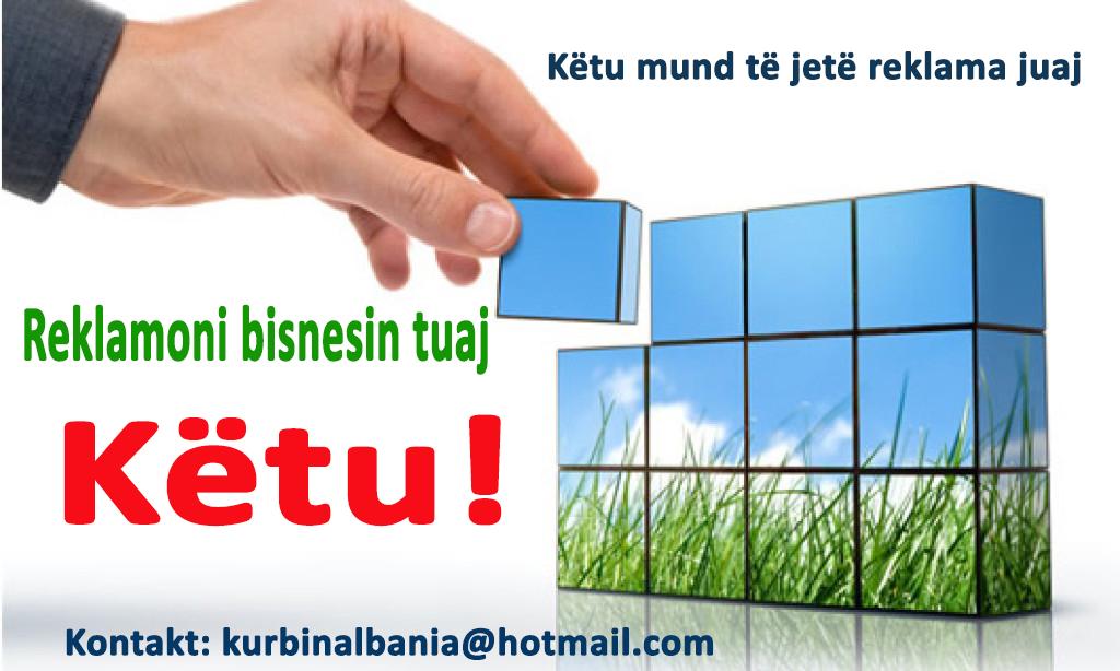 kontakt : kurbinalbania@hotmail.com